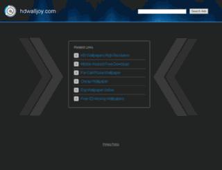 hdwalljoy.com screenshot