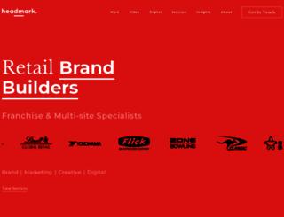 headmark.com screenshot