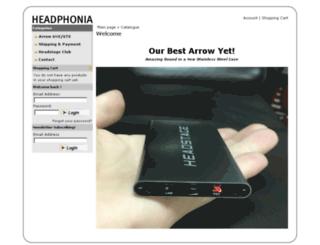 headstage.com screenshot