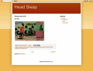 headswap.blogspot.com screenshot