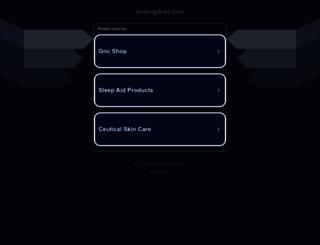 healingdeva.com screenshot