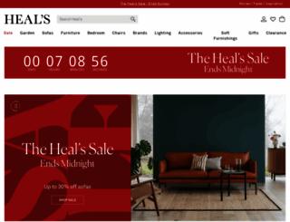 heals.com screenshot
