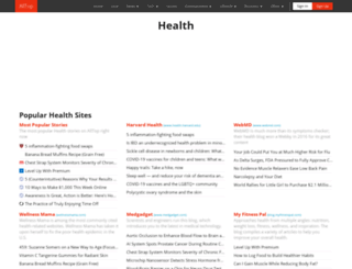 health.alltop.com screenshot