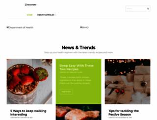 health365.com.au screenshot