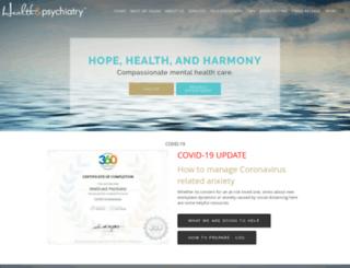 healthandpsychiatry.com screenshot