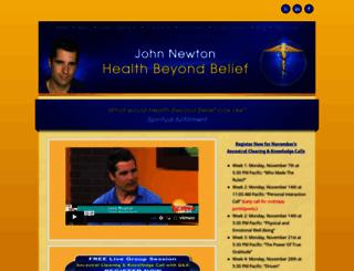 healthbeyondbelief.com screenshot