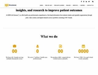 healthcaretraveler.modernmedicine.com screenshot