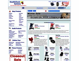 healthchecksystems.com screenshot