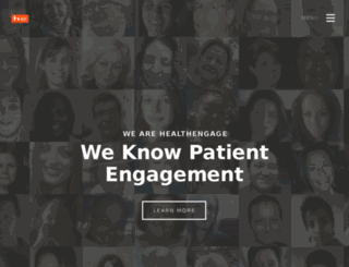 healthengage.com screenshot