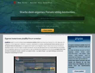 healthforum12.phpbb8.de screenshot