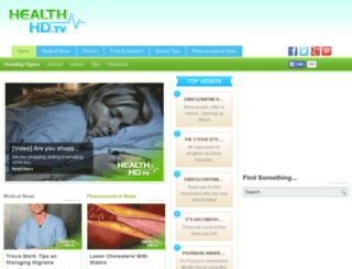 healthhd.tv screenshot