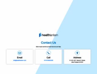 healthlantern.com screenshot
