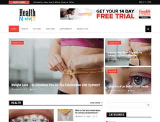 healthnfit.org screenshot