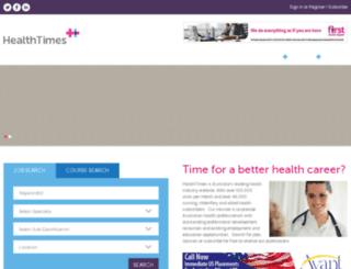 healthtimestest.com screenshot