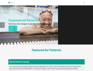 healthtouchmobile.com screenshot