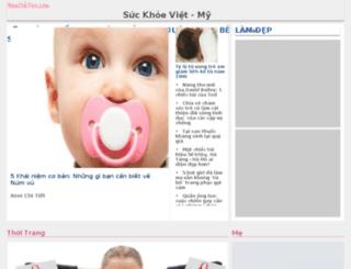 healthvas.com screenshot