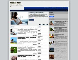 healthy-own.blogspot.com screenshot