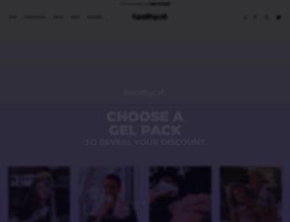 healthycell.com screenshot