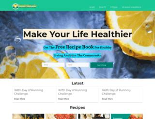 healthynews24.com screenshot