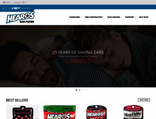 hearos.com screenshot
