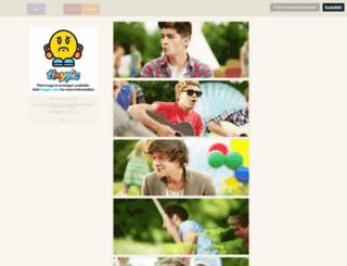 heartbeatharder.tumblr.com screenshot
