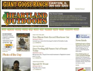 heartlandoutdoors.com screenshot