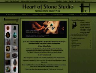 heartofstonestudio.com screenshot