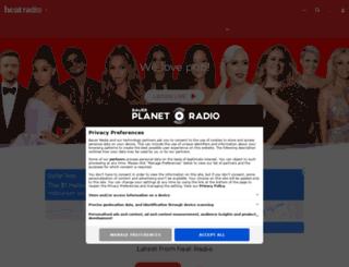 heatradio.com screenshot