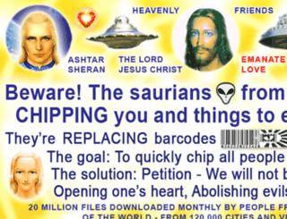 heavenly-angels.org screenshot