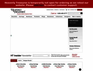 heavenlytreasures.com screenshot