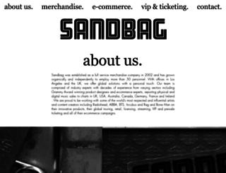 heavensbasement.sandbaghq.com screenshot