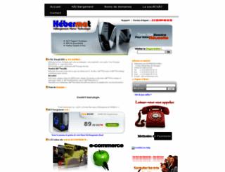 hebermat.com screenshot