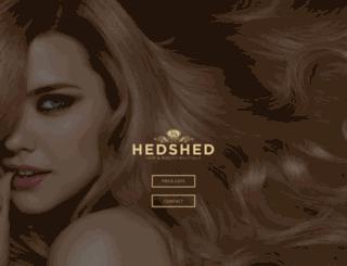 hedshed.co screenshot