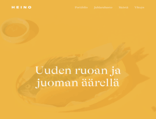 heino.com screenshot