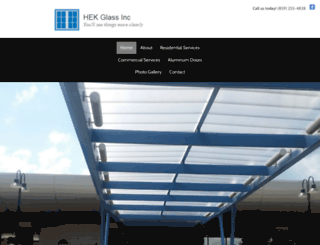 hekglass.net screenshot
