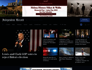 helenair.com screenshot
