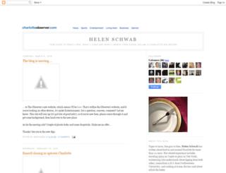helendining.blogspot.com screenshot
