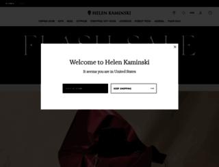 helenkaminski.com.au screenshot