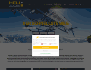 heli-guides.com screenshot