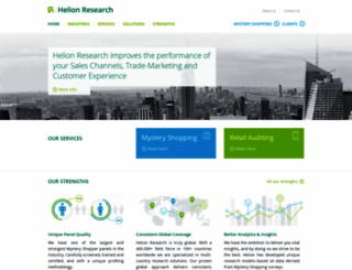 helionresearch.com screenshot