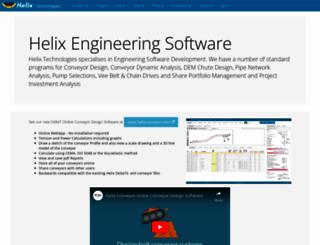 helixtech.com.au screenshot