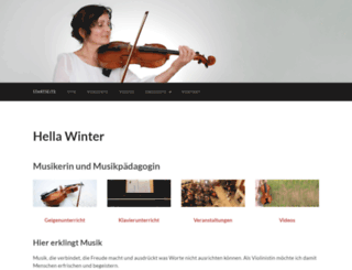 hellawinter-musik.de screenshot
