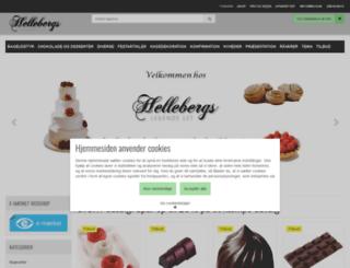hellebergs.com screenshot