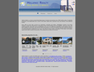 hellenic-realty.com screenshot