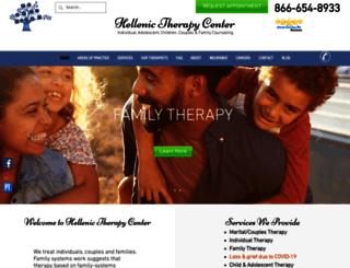hellenictherapy.com screenshot