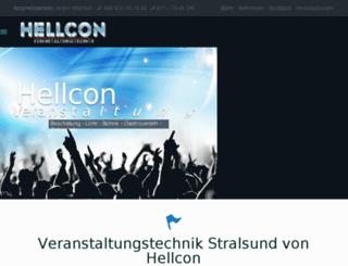 hellmich-consulting.de screenshot