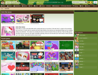 hello-kitty.gamesxl.com screenshot