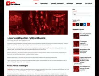 helloherogame.com screenshot