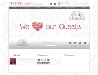 hellojeypore.com screenshot