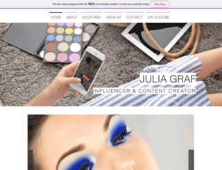 hellojuliagraf.com screenshot